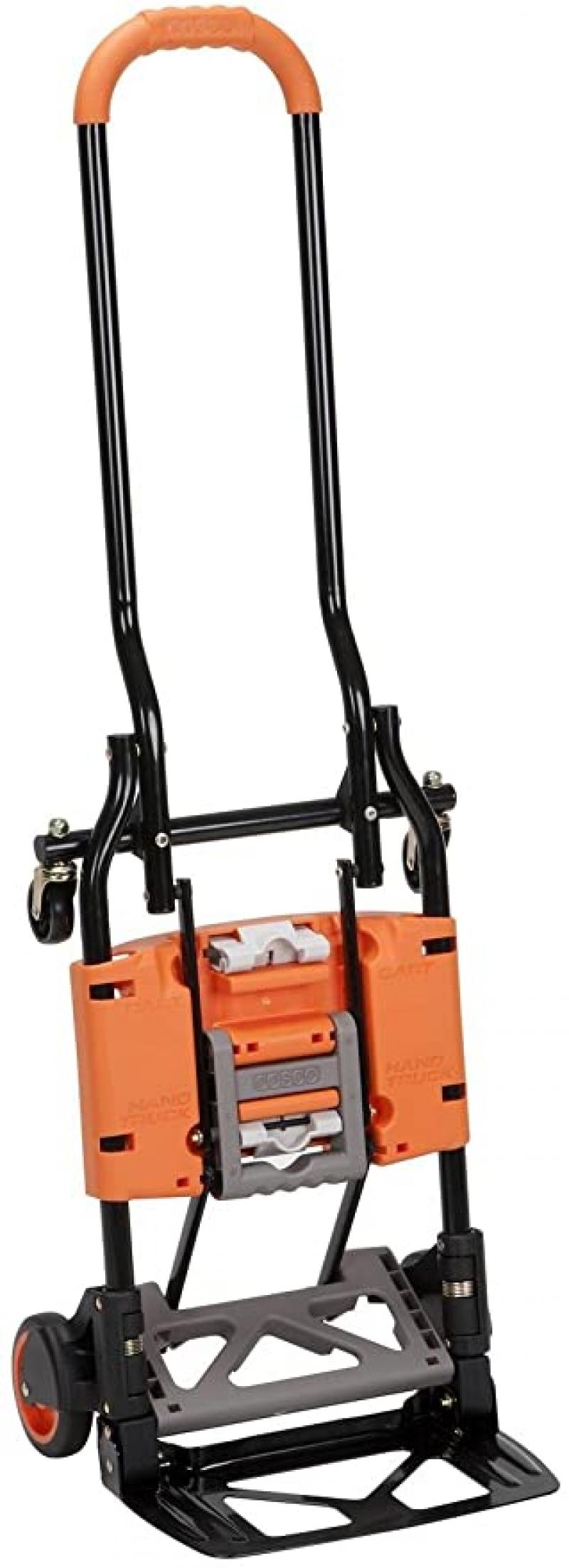 ihocon: Cosco Shifter 300-Pound Capacity Multi-Position Folding Hand Truck and Cart 折疊載物推車