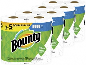 ihocon: Bounty Select-A-Size, 8 Rolls 廚房紙巾
