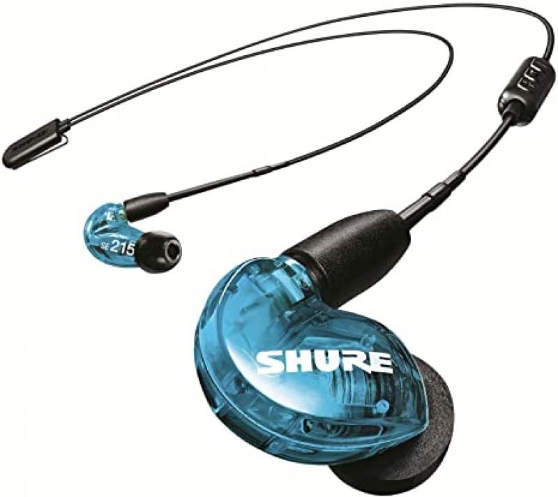 ihocon: Shure SE215 BT2 Wireless Sound Isolating Earbuds 重低音藍芽無線耳機