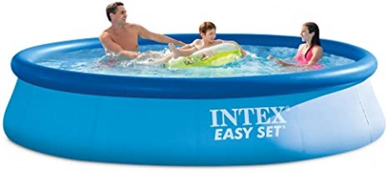 ihocon: Intex 28131EH 12ft X 30in Easy Pool Set 充氣泳池