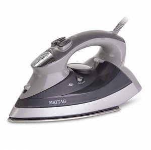 ihocon: Maytag M400 Speed Heat Steam Iron & Vertical Steamer with Stainless Steel Sole Plate, Self Cleaning Function + Thermostat Dial  蒸汽熨斗