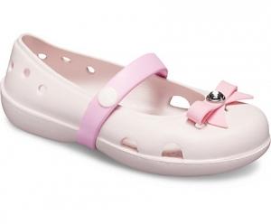 ihocon: Crocs Kids' Keeley Charm Flat 童鞋