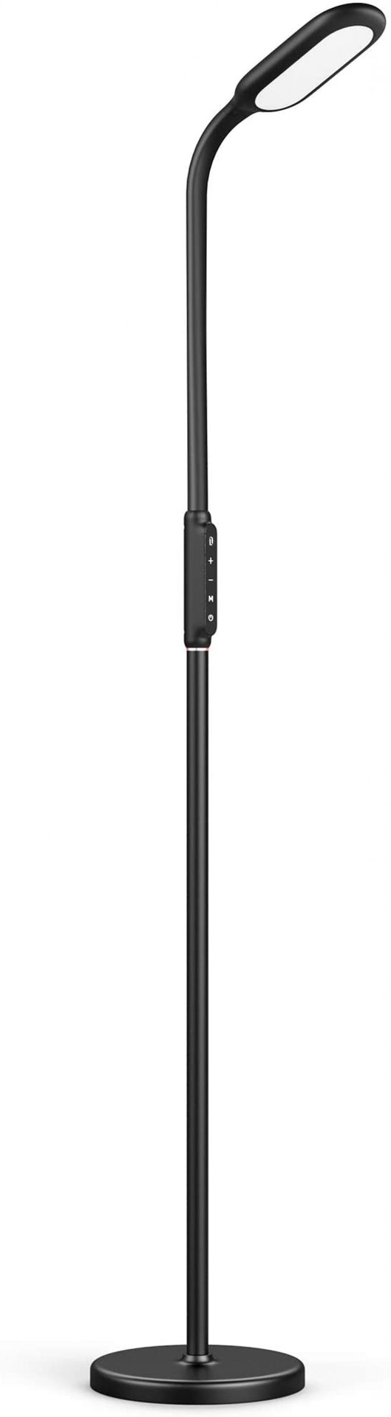 ihocon: TaoTronics LED Floor Lamp 5 brightness levels & 3 colors, 1815 Lumens & 50,000 Hours落地燈(5種亮度/3種燈光顏色)