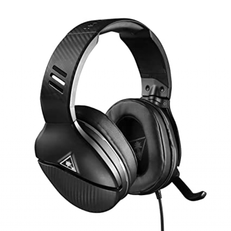 ihocon: Turtle Beach Recon 200 Amplified Gaming Headset for Xbox and PlayStation 遊戲耳機(有線)