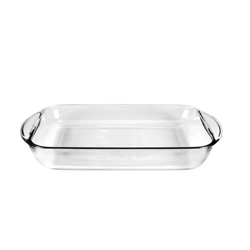 ihocon: Anchor Hocking 9 x 13 Clear Glass Pan 玻璃烤皿