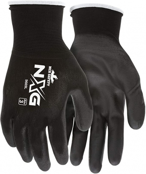 ihocon: MCR Safety 9669L Nylon Knitted Shell Glove (Large) 工作手套