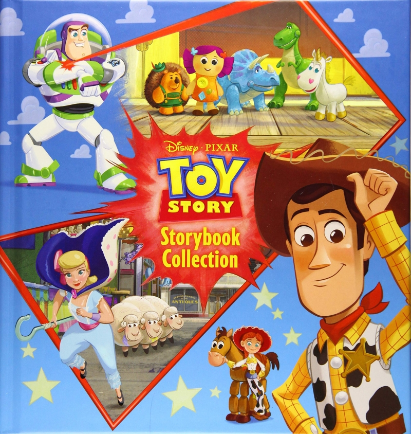 ihocon: Toy Story Storybook Collection 玩具總動員故事集