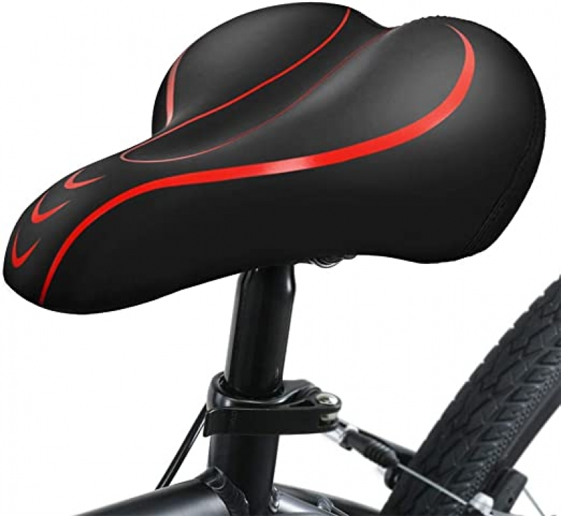 ihocon: Yoleo Comfortable Gel Bicycle Seat 舒適凝膠自行車座墊