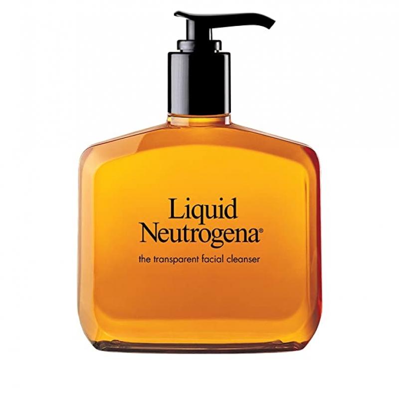 ihocon: Liquid Neutrogena Fragrance-Free Gentle Facial Cleanser, 8 fl. oz 露得清無香精溫和洗面乳