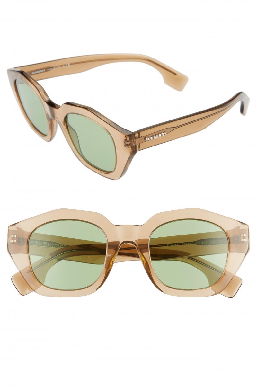 ihocon: Burberry 46mm Geometric Sunglasses 太陽眼鏡