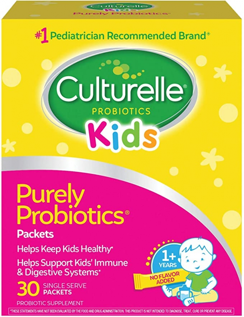 ihocon: Culturelle Kids Packets Daily Probiotic Supplement, 30 Single Packets兒童益生菌