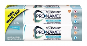 ihocon: Sensodyne Pronamel Fresh Breath Enamel Toothpaste for Sensitive Teeth, Fresh Wave - 4 Ounces (Pack of 2) 敏感齒適用牙膏