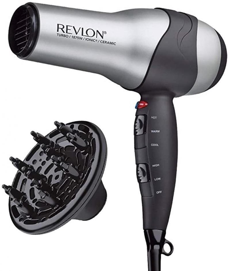 ihocon: Revlon 1875W Volumizing Turbo Hair Dryer 露華濃吹風機