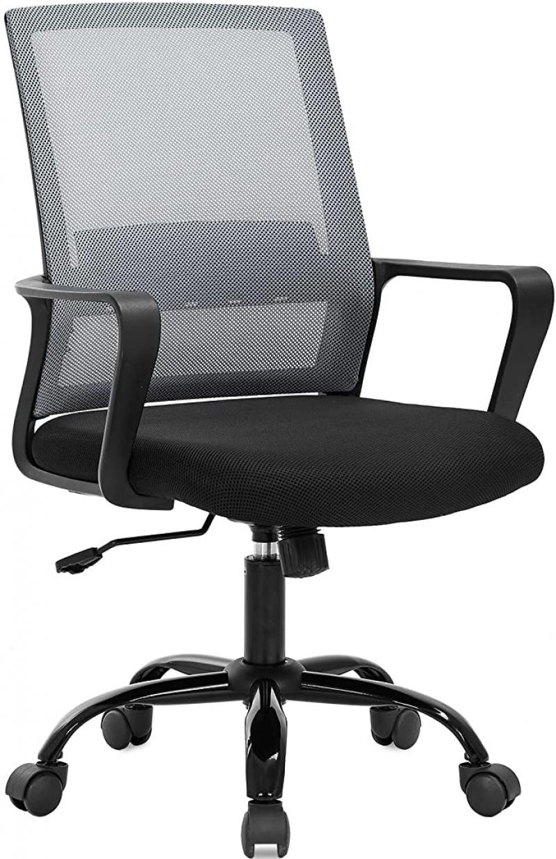 ihocon: BestOffice Ergonomic Swivel Rolling Computer Chair 辦公椅/電腦椅