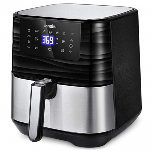 ihocon: Innsky Air Fryer XL, 5.8QT 氣炸鍋