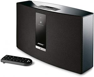 ihocon: Bose SoundTouch 20 wireless speaker, works with Alexa, Black