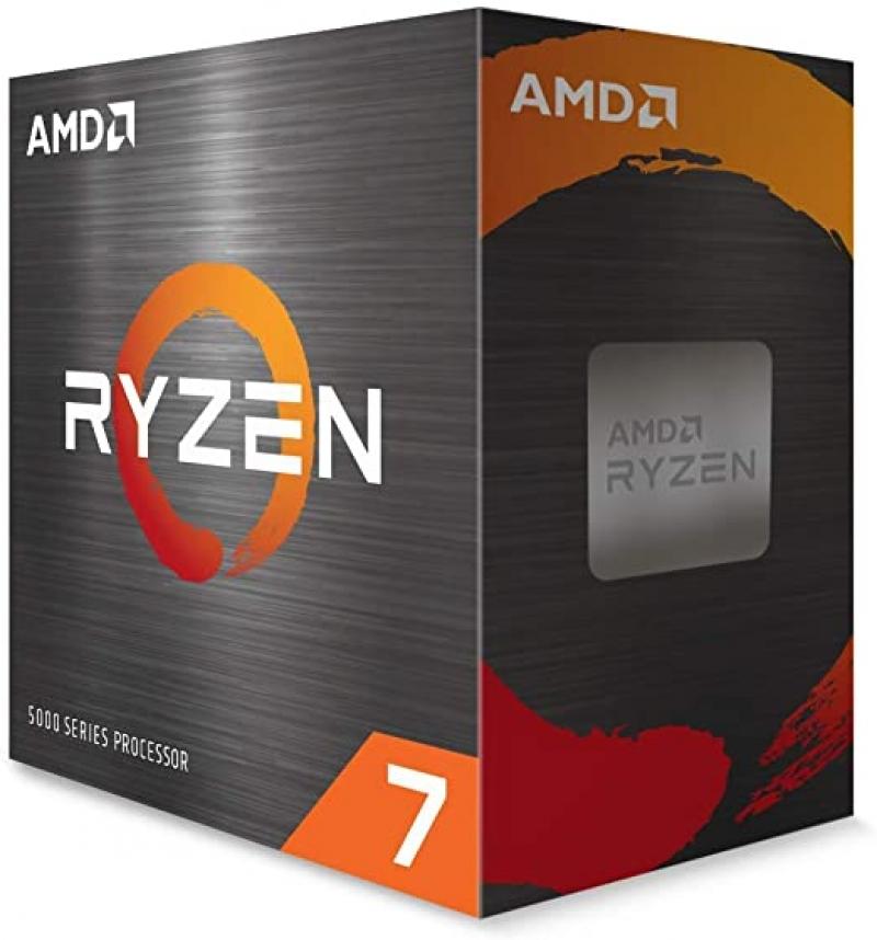 ihocon: AMD Ryzen 7 5800X 8-core, 16-Thread Unlocked Desktop Processor Without Cooler 電腦處理器(無風扇)