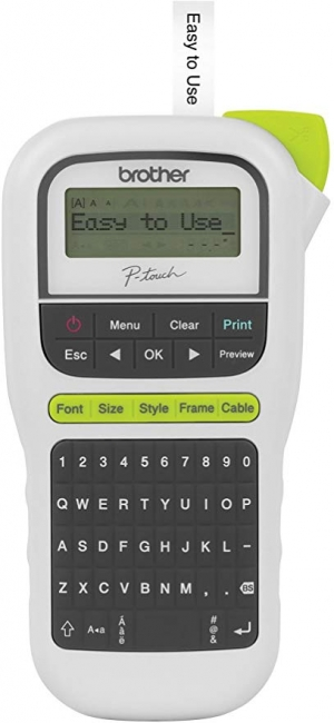 ihocon: Brother P-touch PTH110 Label Maker 標籤機