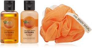 The Body Shop Gift Set $4.81(原價$9)