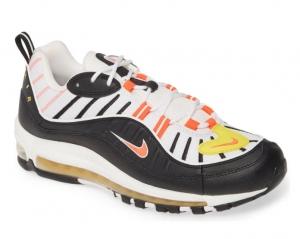 NIKE Air Max 98 男士運動鞋 $95.98(原價$160)