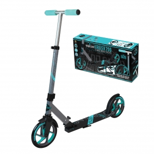 ihocon: MADD GEAR Kruzer 200 Commuter Scooter - Suits Ages 8+ - Max Rider Weight 220lbs - 3 Year Manufacturer Warranty 滑板車