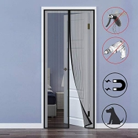 ihocon: Mosteck Heavy Duty Magnetic Screen Door up to 39x 83 磁性紗門