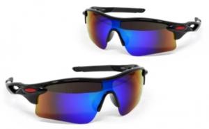 Tactical Polarized 偏光太陽眼鏡 2副 $11.99(原價$39.99)