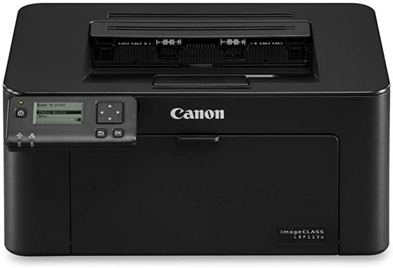 ihocon: Canon LBP113w imageCLASS (2207C004) Wireless, Mobile-Ready Laser Printer, 23 Pages Per Minute, Black 佳能113 (2207004)無線單色雷射/激光印表機