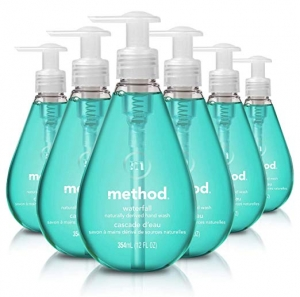ihocon: Method Gel Hand Soap, Waterfall, 12 Fl. Oz (Pack of 6) 洗手液皂