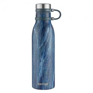 ihocon: Contigo Couture Vacuum-Insulated Stainless Steel Water Bottle, 20 oz 不銹鋼保温水瓶