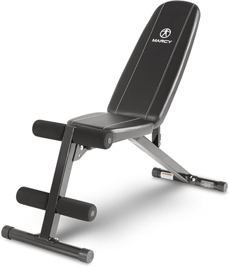 ihocon: Marcy Multi-Position Workout Utility Bench 健身重量訓練多用途長凳