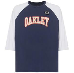 ihocon: Oakley Men's Sport 3/4 Tee 男士七分袖上衣-多色可選