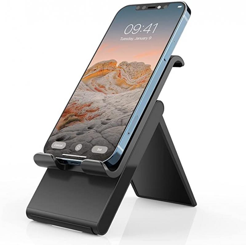 ihocon: SAIJI Adjustable Foldable Portable Holder可調式手機支架