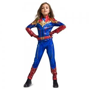 ihocon: Marvel's Captain Marvel Costume for Kids 兒童裝扮服裝