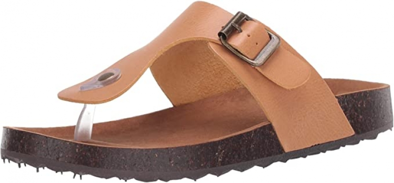 ihocon: Amazon Essentials Women's Ava Flat Sandal  女士夾腳拖鞋