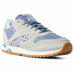 ihocon: Reebok Women's Classic Leather Ripple Altered Shoes 女鞋