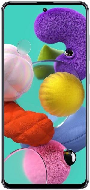 ihocon: [Factory Unlocked無鎖] Samsung Galaxy A51 Cell Phone, 128GB, Single SIM, GSM or CDMA Compatible, US Version手機