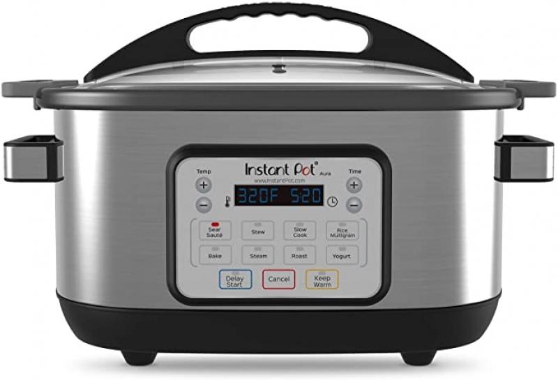 ihocon: Instant Pot Aura Multi-Use Programmable Slow Cooker, 6 Quart 慢燉鍋