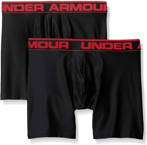 ihocon: Under Armour Men's Original Series 6-inch Boxerjock Boxer Briefs 男士內褲