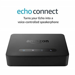 ihocon: Echo Connect – requires compatible Alexa-enabled device and home phone service 聲控播打電話