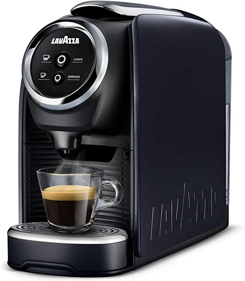 ihocon: Lavazza BLUE Classy Mini Single Serve Espresso Coffee Machine LB 300 迷你義式濃縮膠囊咖啡機