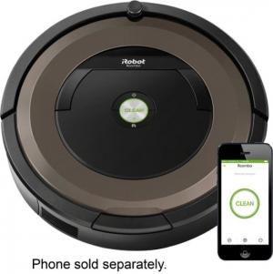 [今日特賣] iRobot Roomba 890 Wi-Fi Connected 吸地機器人 $299.99(原價$499.99)
