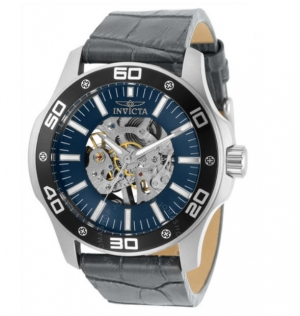 ihocon: Invicta Specialty Automatic Silver Dial Men's Watch 男錶