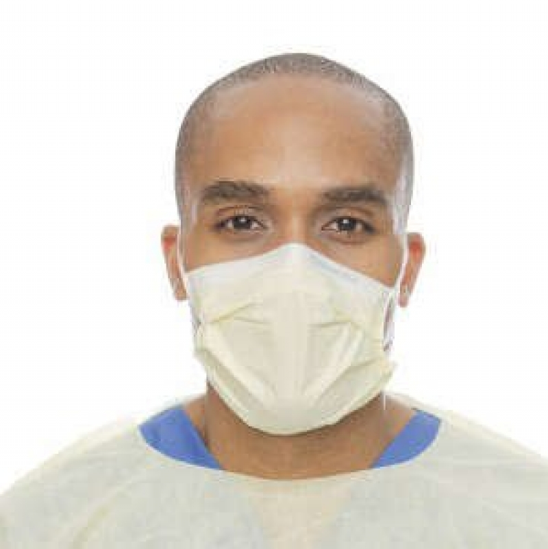 ihocon: HALYARD Procedure Mask 47117 (Case of 500) 醫用口罩