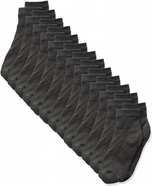 Hanes 男童襪 12雙 $5.94(原價$9.49)
