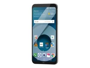 ihocon: LG Q6 32GB Unlocked Smartphone, Platinum  無鎖智能手機
