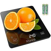 ihocon: Marsno Food Scale,22lb Digital Kitchen Scale 廚用電子秤, 附電池