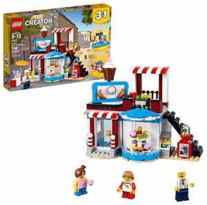 ihocon: LEGO Creator 3in1 Modular Sweet Surprises 31077 Building Kit (396 Pieces)