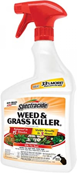 ihocon: Spectracide Weed & Grass Killer Ready-to-Use, 32-fl oz 除草劑