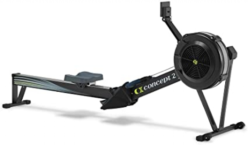 ihocon: Concept2 Model D Indoor Rowing Machine with PM5 Performance Monitor 划船機